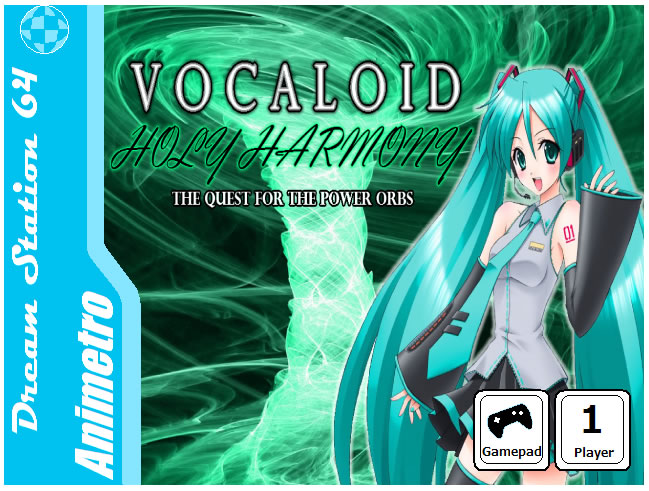 Vocaloid Holy Harmony PC Game